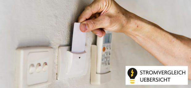 5 intelligente Möglichkeiten, Strom zu sparen